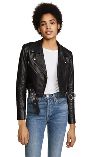 VEDA Baby Jane Leather Jacket