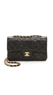 What Goes Around Comes Around Chanel 2.55 Classic Flap Bag (Previously Owned)