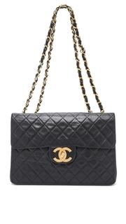 What Goes Around Comes Around Chanel Jumbo 2.55 Shoulder Bag