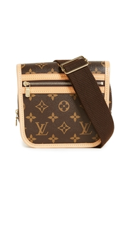 What Goes Around Comes Around Louis Vuitton Monogram Bosphore Belt Bag (Previously Owned)