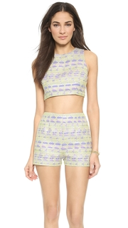 Zinke Leighton Crop Top