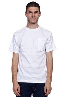 Футболка Independent Nbt Pocket White