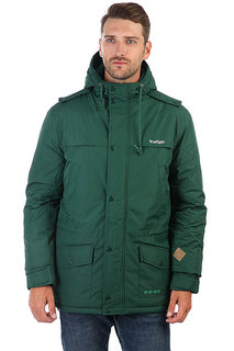 Куртка парка TrueSpin Fishtail Dark Green