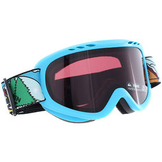 Маска для сноуборда детская Quiksilver Flake Goggle Men Fun Times