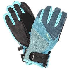 Перчатки женские Dakine Comet Glove Sapphire