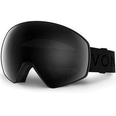Маска для сноуборда Von Zipper Jetpack Black Satin / Blackout