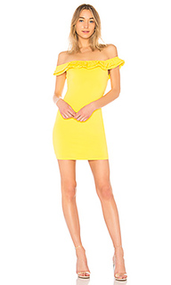 Мини-платье с открытыми плечами mattie - by the way.