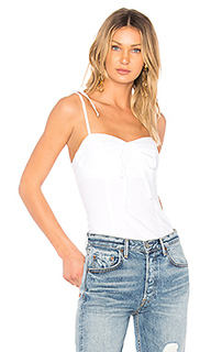 Anabelle tie strap cami - by the way.