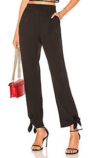 Зауженные брюки slim - Halston Heritage