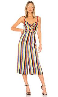 Пляжный костюм с широкими брюками lolita - House of Harlow 1960