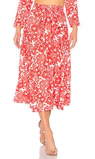 Льняная юбка - Lisa Marie Fernandez
