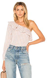 Блуза на одно плечо asymmetrical - LAcademie