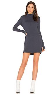 Платье с длинным рукавом muse - Michael Lauren