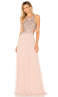 Вечернее платье charlotte - Parker Black