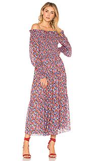 Платье с открытыми плечами cosmic - Rebecca Taylor