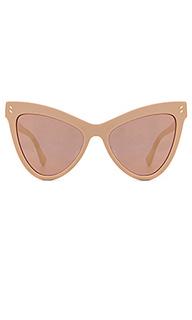 Солнцезащитные очки mirrored cat eye - Stella McCartney