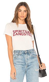 Футболка sg varsity - Spiritual Gangster