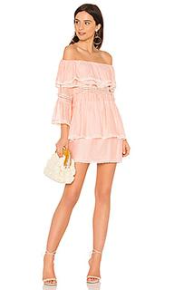 Платье со спущенными плечами roam free - Suboo
