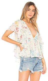 Блуза с коротким рукавом jojo - Tularosa