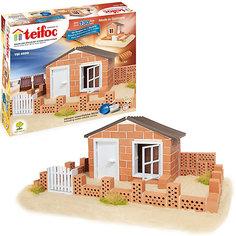 """Строительный набор """"Летний домик""""(130дет, 2 модели минимум) Teifoc"""