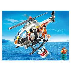 PLAYMOBIL 5542 Береговая охрана: Пожарный вертолет