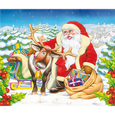 """Пазлы """"Новый год"""", 54 детали Mini, Castorland, в ассорт."""