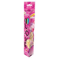 Цветные карандаши (треугольные), 12 шт, Barbie Академия групп