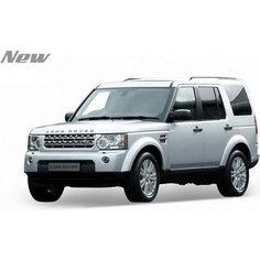Модель машины 1:24 Land Rover Discovery 4, Welly