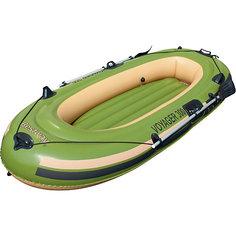 Надувная лодка Voyager 300 с веслами,  Bestway