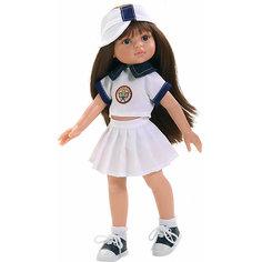 Кукла Кэрол теннисистка, 32см, Paola Reina