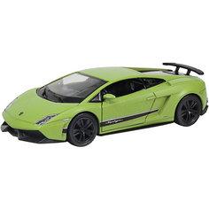Машинка Lamborghini Gallardo, KRUTTI