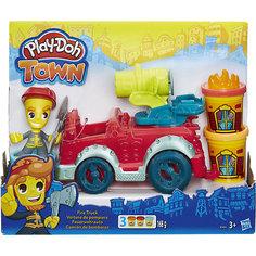 """Игровой набор """"Пожарная машина"""", Город, Play-Doh Hasbro"""
