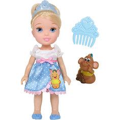 """Кукла  """"Малышка с питомцем: Золушка"""", 15 см, Disney Princess"""