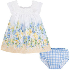 Комплект для девочки: платье и трусы Mayoral