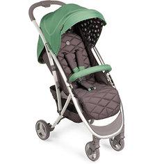 Прогулочная коляска Happy Baby Eleganza, зеленый