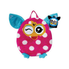 Furby рюкзак 35 см, в горошек, 1Toy