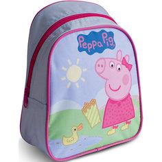 """Дошкольный рюкзак """"Свинка Пеппа"""", розовый Росмэн"""