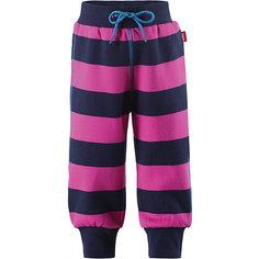 Флисовые брюки для девочки Reima
