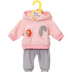 Одежда для кукол высотой 38-46 см, розовая, BABY born Zapf Creation