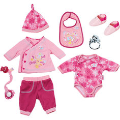 "Одежда для куклы ""Готовимся к зиме"", BABY born® Zapf Creation"