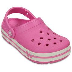 Сабо со светодиодами Lights Clog PS Crocs