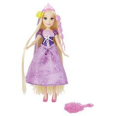 Базовая кукла Принцесса в с длинными волосами, c аксессуарами, в ассортименте Hasbro
