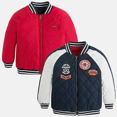 Куртка двусторонняя для мальчика Mayoral