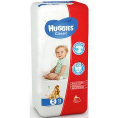 Подгузники Huggies Classic 5, 11-25 кг, 11шт.
