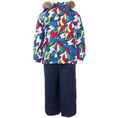 Комплект: куртка и брюки Huppa Winter для мальчика