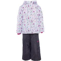 Комплект: куртка и полукомбинезон для девочки Salve by Gusti