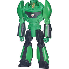 Титан: Роботы под прикрытием, 30 см, Трансформеры, B0760/B4677 Hasbro
