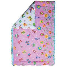 "Одеяло 140*205 ""Бабочки"", 200 гр. зима, Mona Liza Kids"