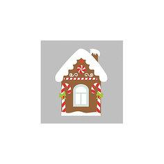 """Набор для детского творчества """"Пряничный домик"""" из фетра, высота 30 см Centrum"""