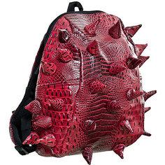 """Рюкзак """"Gator Half"""", цвет Red Tillion (красный) Mad Pax"""